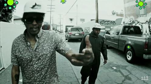 Chuck Inglish – Came Thru / Easily Ft. Mac Miller & Ab-Soul (Video)