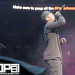 "Kendrick Lamar Performs ""Money Trees"" & ""Backseat Freestyle"" at PowerHouse 2013 (Video)"