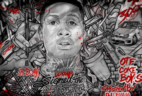 Lil Durk – Signed To The Streets (Mixtape) (Hosted by DJ Drama)