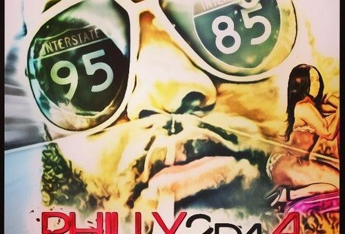 Philly Redface – Philly 2 Da A (Mixtape)