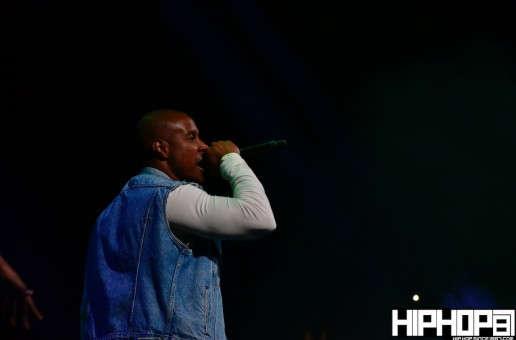 "Meek Mill performs his ""Pound Cake"" freestyle with Spade-O at Powerhouse 2013 (Video)"