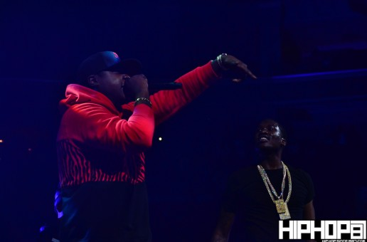 Meek Mill brings out Jadakiss & Guordan at Powerhouse 2013 (Video)