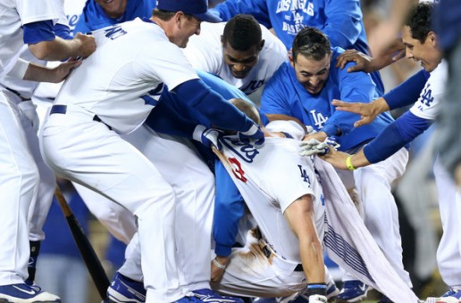 The Los Angeles Dodgers Bounce the Atlanta Braves Out Of The Postseason