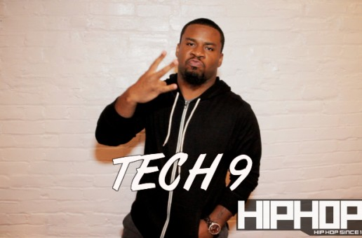 Tech 9 – Exclusive HHS1987 Freestyle (Video) (Shot by Rick Dange)
