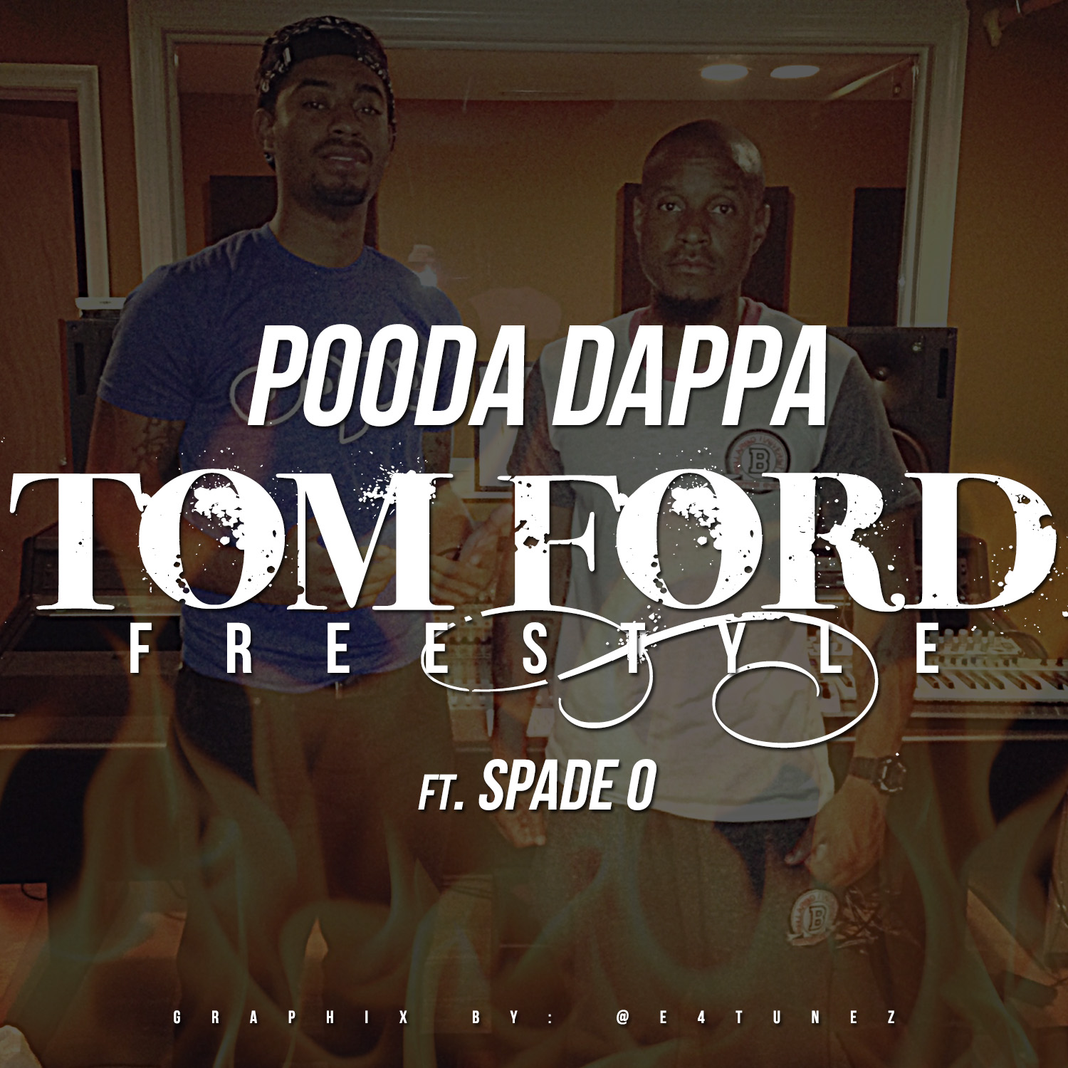 TomFord Pooda Dappa x Spade O   Tom Ford Freestyle