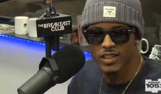 August Alsina Takes His First Trip To The Breakfast Club (Video)
