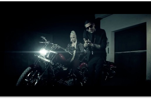 Goody Guz – The Throne Ft. Charli Baltimore (Video) (Dir by PyroFilmz)
