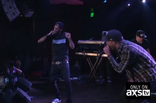 Nipsey Hussle & Dom Kennedy – Checc Me Out  (Live On SKEE TV) (Video)