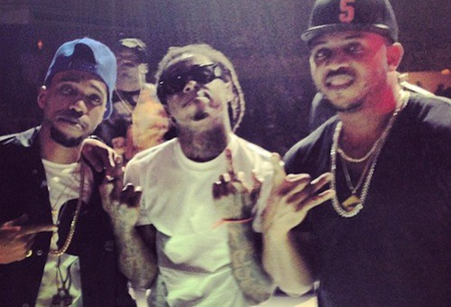 Currensy – 442 Ft. Lil Wayne & Birdman