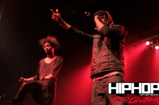 Danny Brown 24min Performance in Philly Ft Ab-Soul (THROWBACK Video)