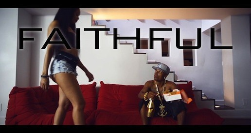 Plies – Faithful Ft. Rico Love (Official Video)