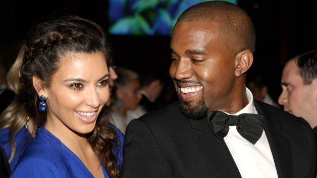 kimyeengangedHHS1987 Kanye West Pops The Question To Kim Kardashian (Video)