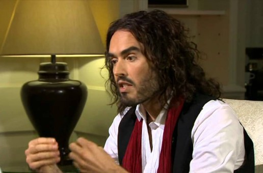Jeremy Paxman Talks With Russell Brand About Voting, Revolution, Great Beards & More (Video)
