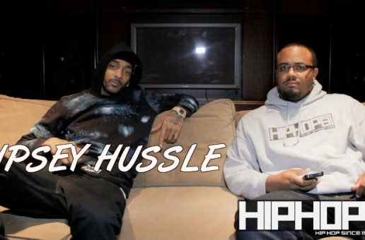Nipsey Hussle Talks Favorite Record off Crenshaw, Recording Process & Mixtape Concept (Video)