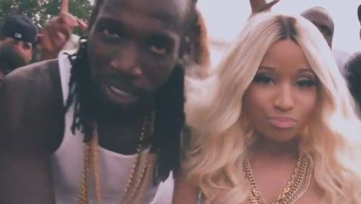Mavado – Give It All To Me Ft. Nicki Minaj (Video)