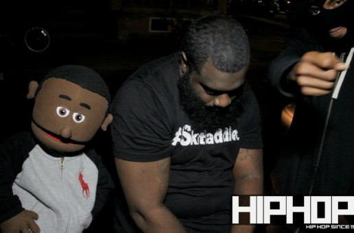 Peanut Live 215 Exclusive HipHopSince1987 Freestyle (Video)