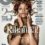 Rihanna Lands British GQ's 25th Anniversary Cover (Photo)