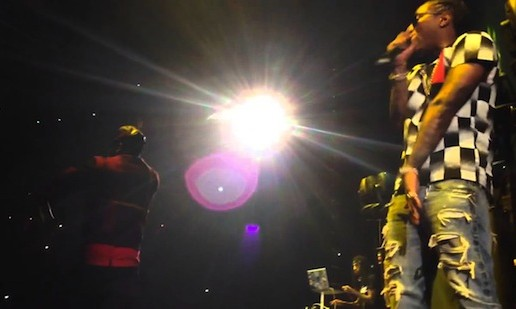 Future Brings Out Rocko To Perform 'U.O.E.N.O.' In NJ (Video)