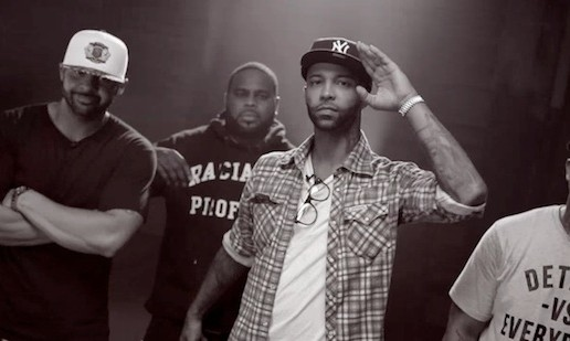Joell Ortiz, Crooked I, Royce Da 59 & Joe Budden – 2013 BET Hip Hop Awards Cypher (Video)