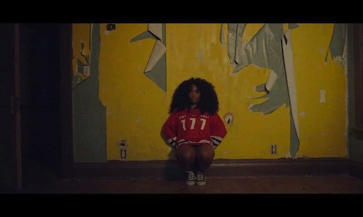 SZA – Teen Spirit (Video)