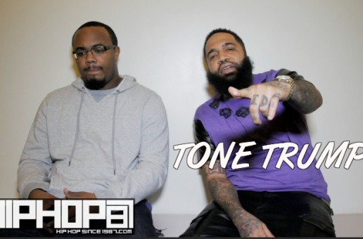 "Tone Trump Talks ""West Side Story"" EP, ""The Hustler"" album, movie, book and more (Part 1) (Video)"