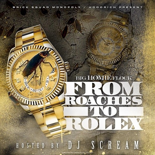 Waka Flocka Flame – Ice Cream (Gucci Mane Diss) (Prod by 808 Mafia)