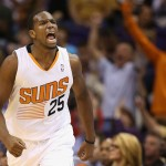 Phoenix Suns Guard Dionte Christmas Plays Big In His NBA Debut