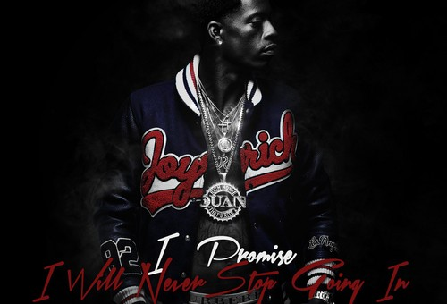 Rich Homie Quan – I Promise I Will Never Stop Going In (Mixtape) (Hosted by DJ Drama)