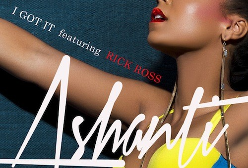 Ashanti – I Got It Ft. Rick Ross