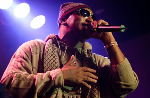 THROWBACK: Cam'ron Performs Live At The Blockley in Philly (1/12/13) (Video)