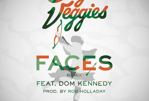Casey Veggies – Faces (Remix) Ft Dom Kennedy
