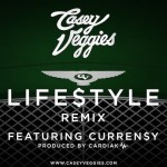 Casey Veggies – Life$tyle (Remix) Ft Curren$y (Prod by Cardiak)