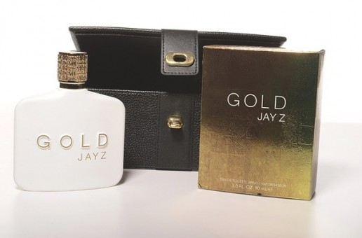 Jay Z Releasing Gold Fragrance for Barneys