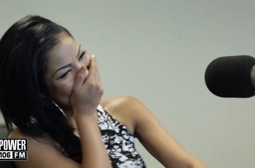 "Jhene Aiko Plays ""F*ck, Marry, Kill"" (Video)"