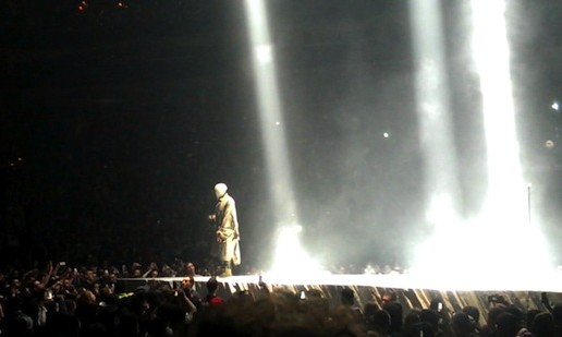 Kanye West Rant 4.0: Ye Speaks On Creativity At TD Garden In Boston (Video)