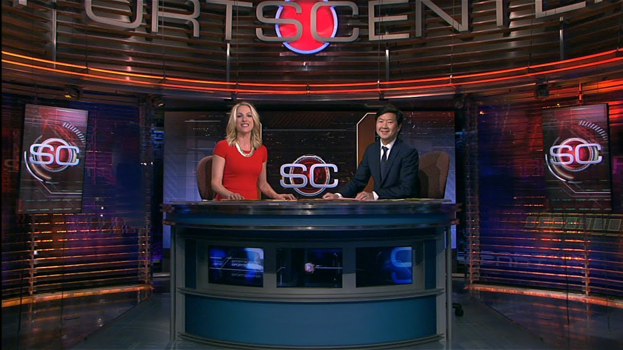 The Best Of Ken Jeong On SportsCenter (Video) | Home of ...