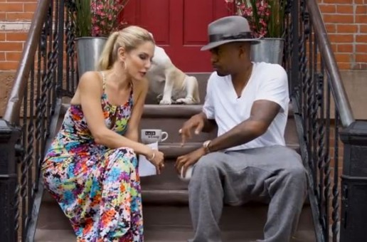 Nas Guest Stars On NBC's Talk Stoop (Video)