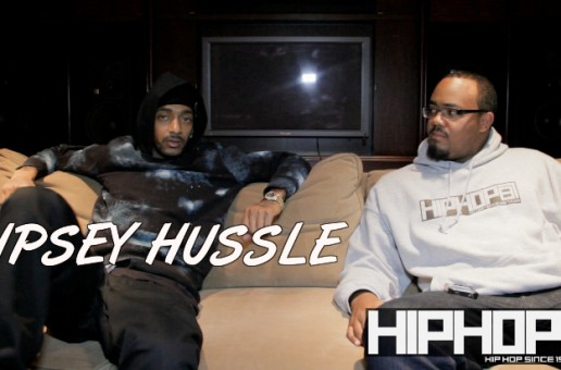 "Nipsey Hussle Talks ""Victory Lap"" Album in 2014, His Ideal Deal, Top Indie Labels & more (Video)"