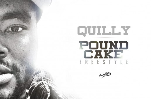 Quilly – Pound Cake Freestyle