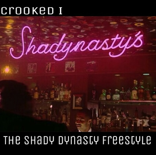 shady dynasty freestyle crookedeye Crooked I   The Shady Dynasty (Freestyle)