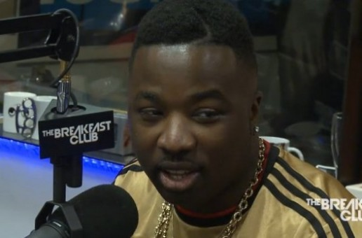 Troy Ave Returns To The Breakfast Club (Video)