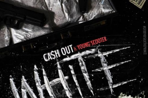 Ca$H Out x Young Scooter – White (Prod. by Metro Boomin) (Artwork)