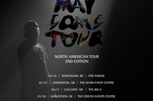 "J. Cole Announces New North American Tour Dates For ""What Dreams May Come"" Tour"