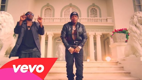 4pebSkv Detail, Birdman & Kendrick Lamar – 100 Favors (Video)