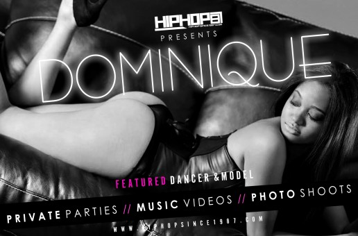 HHS1987 Presents: Dominique (Photo Shoot Vlog) (Shot by Rick Dange)