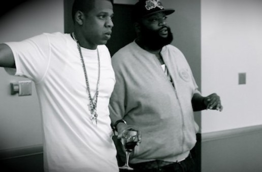 Rick Ross x Jay Z – The Devil Is A Lie (Prod. by K.E. On the Track)
