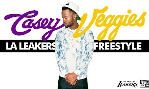 Casey Veggies – LA Leakers Freestyle (Video)