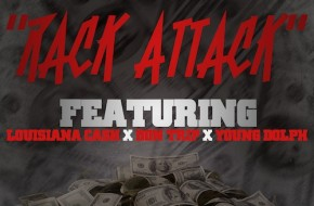Turk – Rack Attack (Remix) Ft. Louisiana Cash, Don Trip & Young Dolph