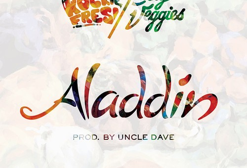 Rockie Fresh & Casey Veggies – Aladdin (Audio)