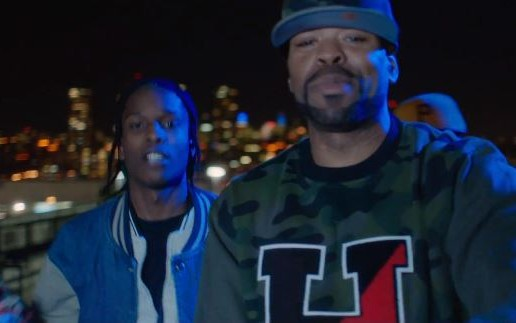 ASAP Nast – Trillmatic Ft. Method Man (Video)